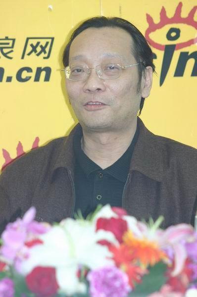 图文:太麦总经理宋柯与乐评人金兆钧作客新浪(10)