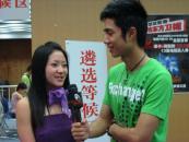 组图:我型我SHOW成都被淘汰选手转战广州