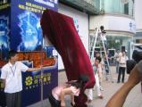 组图:我型我SHOW广州赛区八十强前途未卜