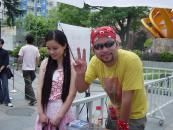 组图:东方卫视莱卡我型我SHOW杭州赛区也疯狂