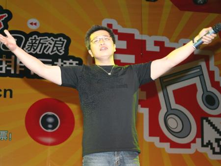 组图:网络歌曲排行榜重庆站小柯的风范