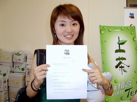 图文:我型我Show上海站选手热情VS申城高温(16)