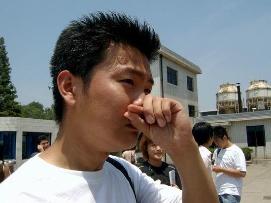 图文:东方卫视莱卡我型我秀上海吉他上镜率高(6)