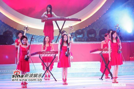 """图文:""""相约东南""""香江唱响浓浓两岸中国情(9)"""