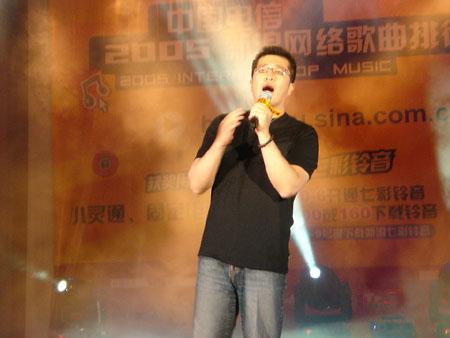 组图:新浪网络歌曲排行榜厦门站小柯的风范