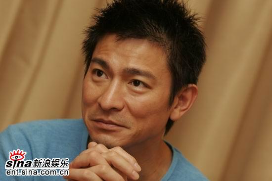 图文:刘天王是公认的演艺圈中最孜孜不倦的艺人