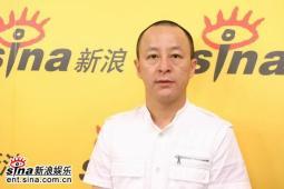 21东方掌门人张卫宁作客新浪庆公司成立2周年(附视频)