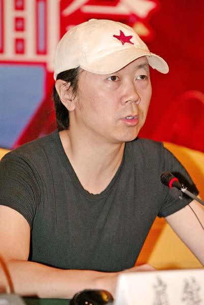 崔健北京个唱《阳光下的梦》新闻发布会(2)