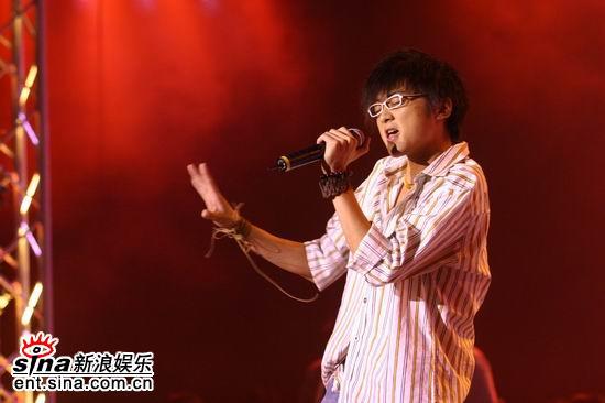 图文:东方卫视莱卡我型我SHOW复活晋级赛现场(1)