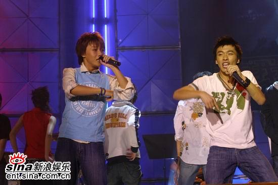 图文:东方卫视莱卡我型我SHOW复活晋级赛现场(4)