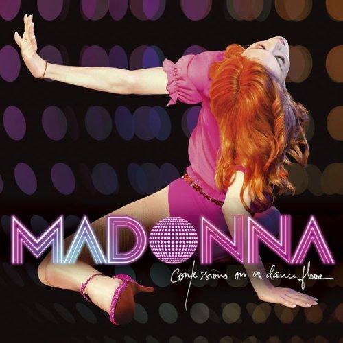 麦当娜舞上美专辑榜冠军47岁天后力压偶像冠军
