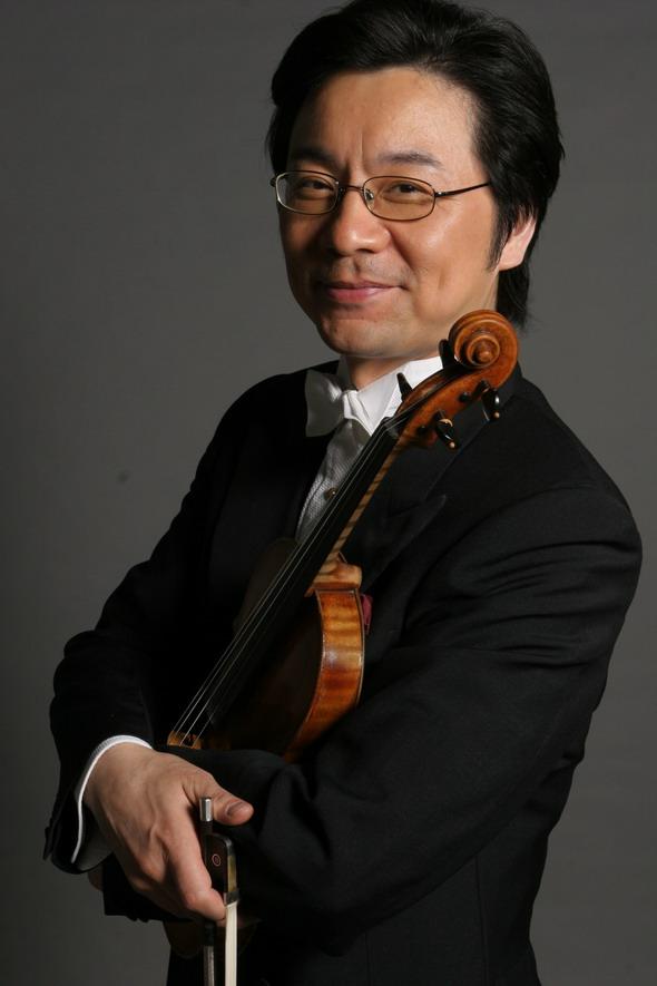 资料:2006北京新年音乐会演员-小提琴家薛伟