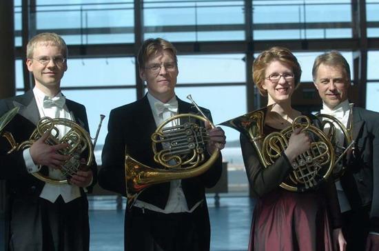 资料图片:芬兰拉蒂交响乐团(1)