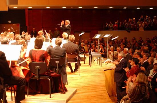资料图片:芬兰拉蒂交响乐团(8)