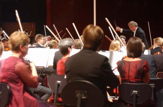 资料图片:芬兰拉蒂交响乐团(12)