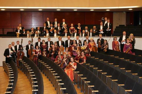 资料图片:芬兰拉蒂交响乐团(14)