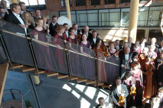 资料图片:芬兰拉蒂交响乐团(16)