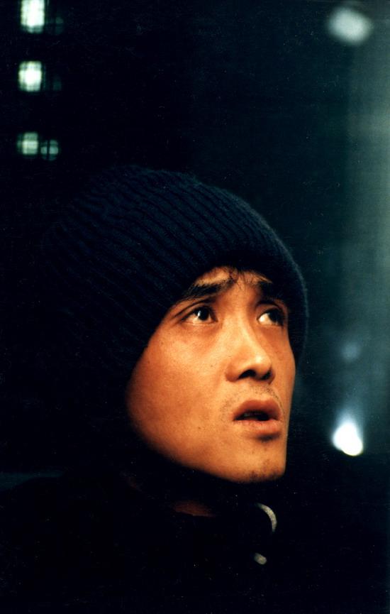 资料图片:桂林摇滚音乐节乐队图片-张楚(2)