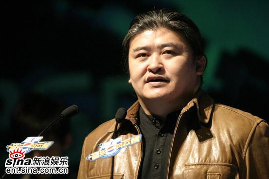 图文:第6届百事音乐风云榜启动--刘欢
