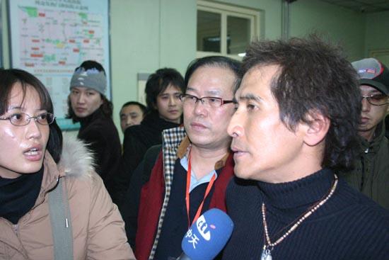 快讯:齐秦发表谈话将会在稍后公布更多消息