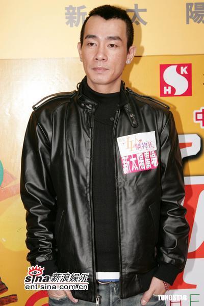 资料图片:2005十大劲歌金曲奖入围者-陈小春
