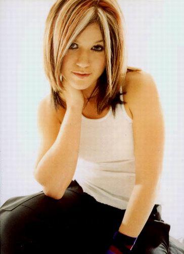 资料:歌手KellyClarkson档案(附图)