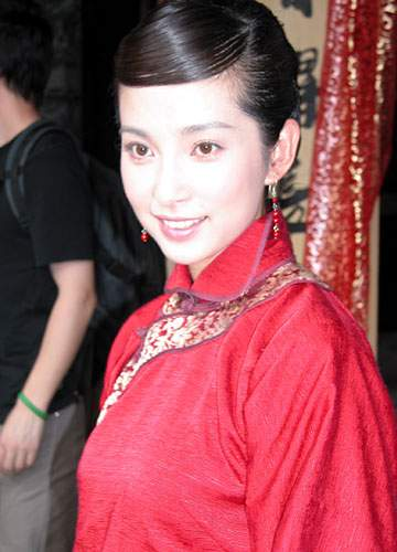 《徽娘宛心》上海首播李冰冰演唱主题歌(附图)