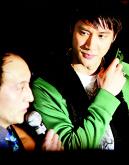 王力宏评《盖世英雄》称京剧比R&B更花哨(图)