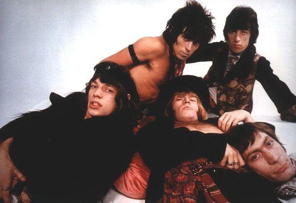 资料:滚石乐队--四十年的世界摇滚乐活化石