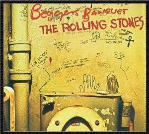 资料图片:滚石唱片封面-BeggarsBanquet