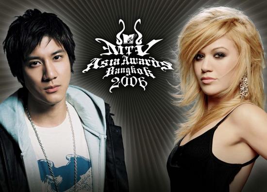 王力宏将携手凯莉-克莱森主持2006MTV亚洲大奖