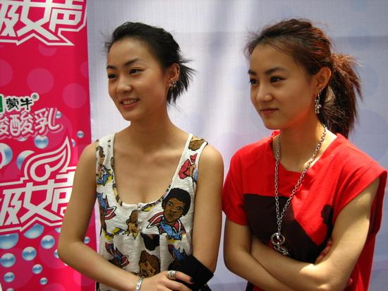 超女杭州赛区诞五张直通证巫启贤:害人张惠妹