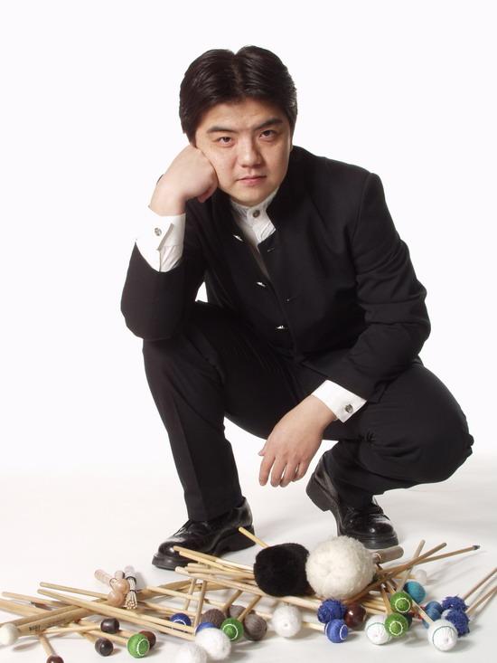 """2006""""鼓动中国""""李飚的打击乐世界音乐之旅"""