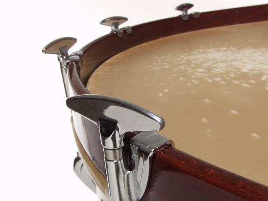 资料图片:艺术家李飚的打击乐器(13)