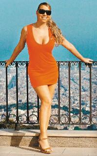 玛丽亚-凯莉举办个人巡演八月迈阿密起跑(图)