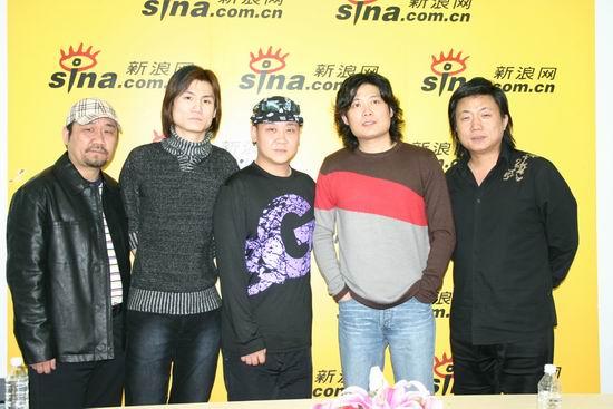 2006SUPERLIVE参演乐队--黑豹(附图)