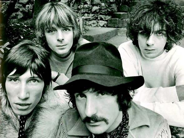 资料图片:英国传奇摇滚乐团平克-佛洛伊德(11)
