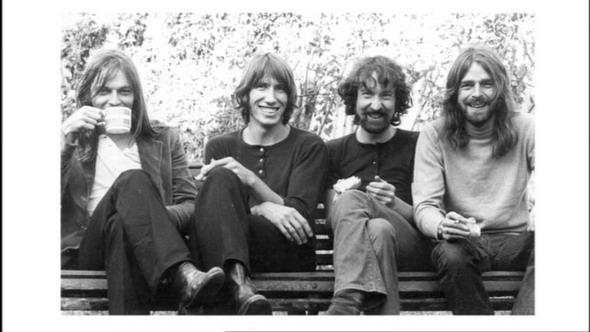 资料图片:英国传奇摇滚乐团平克-佛洛伊德(14)