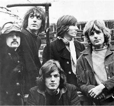资料图片:英国传奇摇滚乐团平克-佛洛伊德(15)
