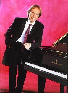 钢琴演奏家克莱德曼中秋音乐会与您相约北展