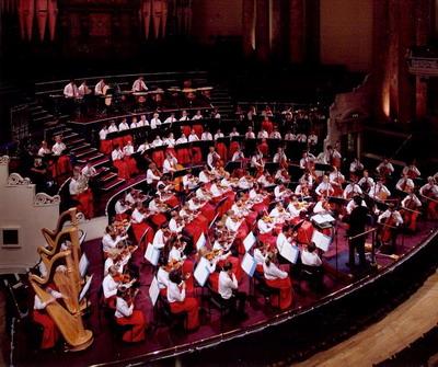 艺术团介绍:英国国家少年交响乐团