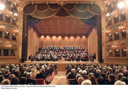 威尼斯凤凰歌剧院与歌剧《茶花女》的渊源