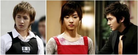 全明星再现警察故事中韩艺人打造《Timeless》