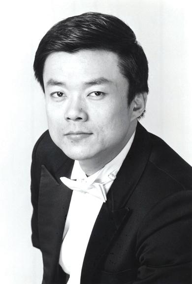 资料图片:06中秋音乐会参演艺术家--范竞马