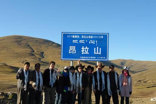 萨顶顶《万物生》MV西藏拍摄日志-9月21日(图)