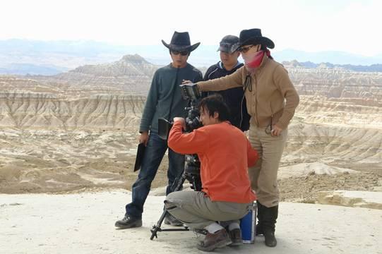 萨顶顶《万物生》MV西藏拍摄日志-9月22日(图)