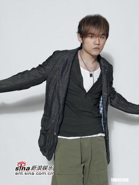 资料图片:周杰伦最新写真(1)