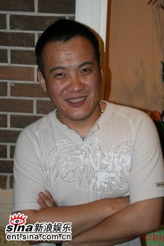 资料图片:2006MTV超级盛典嘉宾--导演宁浩