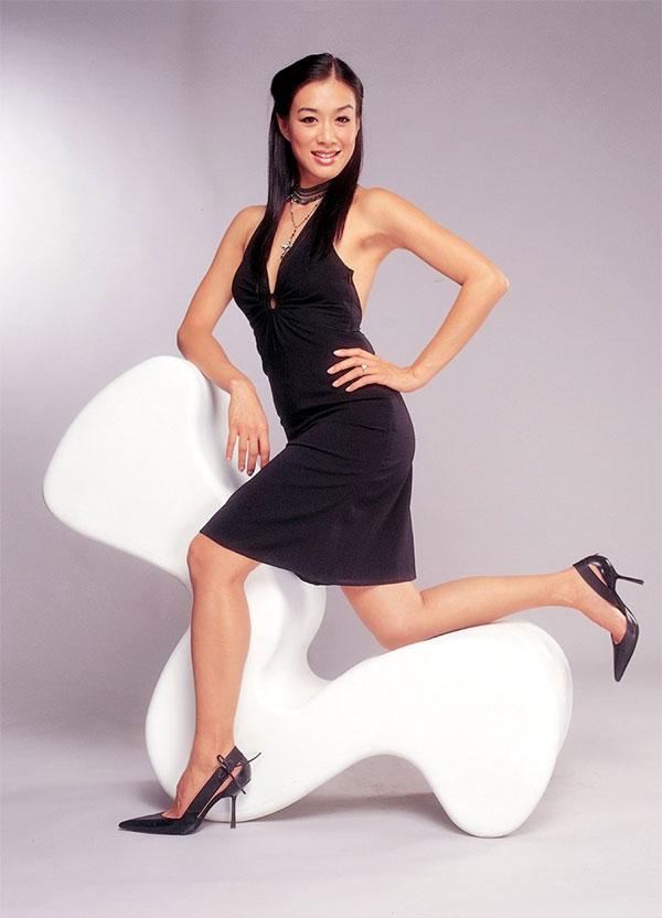 资料图片:2006MTV超级盛典嘉宾--钟丽缇