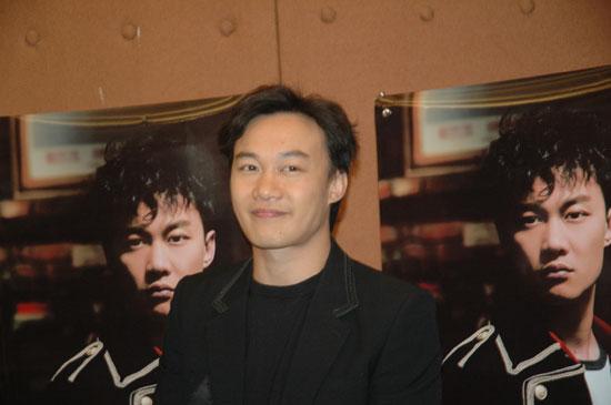 陈奕迅满意今年成绩称香港拿奖已没新鲜感(图)